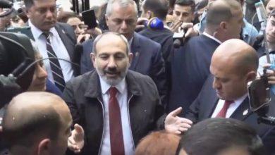Photo of Никол Пашинян посетил граждан, заблокировавших вход в суд административных районов Кентрон и Норк-Мараш