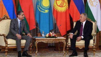 Photo of Ղազախստանի մայրաքաղաքում կայացել է Նուրսուլթան Նազարբաևի և Տիգրան Սարգսյանի հանդիպումը