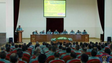 Photo of ՊԲ–ի ռազմական խորհրդի նիստին քննարկվել են զորամասերի կազմակերպչական հաստիքային կառուցվածքի, զորահավաքային ռեսուրսների վիճակին առնչվող հարցեր