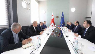 Photo of ՀՀ ԿԳ նախարարը հանդիպել է Վրաստանի իր գործընկերոջը