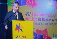 Photo of Масис Маилян выступил на международной книжной ярмарке в Буэнос-Айресе