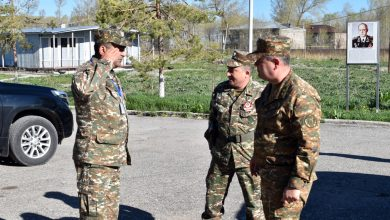 Photo of Մեկնարկել է հրամանատարաշտաբային զորավարժություն