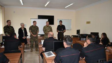 Photo of ՀՀ ՊՆ ՌՈ խաղաղապահ դասակի զինծառայողները մասնակցել են ՆԱՏՕ-ի դասընթացին