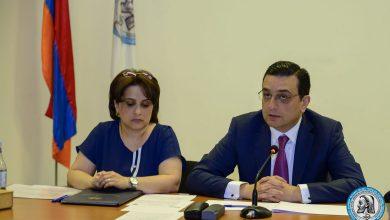 Photo of ԵՊԲՀ գիտխորհրդի նիստին ներկայացվեցին բուհի զարգացման ուղղություննրը