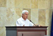 Photo of ԵՊՀ ռեկտորի ժամանակավոր պաշտոնակատար է ընտրվել Գեղամ Գևորգյանը