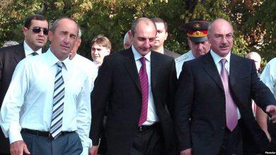 Photo of «Ողջունում ենք Արկադի Ղուկասյանին», «անամոթ հանցագործ»