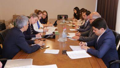 Photo of Նախարար Պապիկյանն ընդունել է Եվրոպայի խորհրդի տեղական և շրջանային իշխանությունների կոնգրեսի պատվիրակությանը