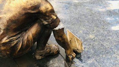 Photo of Արձանը վնասելու դիտավորություն չի եղել. ՀՀ ոստիկանություն