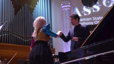 Photo of Հայաստանի պետական սիմֆոնիկ նվագախումբը ներկայացրեց Շոպենի և Բորոդինի ստեղծագործություններից
