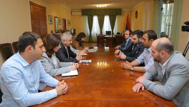 Photo of Արցախի ԱԺ-ում ընդունել են ՀՀ տեղեկատվական ոլորտի պատասխանատուներին