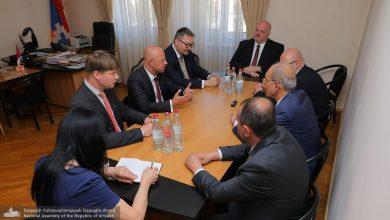 Photo of «Այլընտրանք Գերմանիայի համար» կուսակցության անդամները հանդիպումներ են ունեցել Արցախի ԱԺ-ում