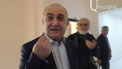 Photo of Սամվել Բաբայանը՝ Վազգեն Սարգսյանի հույժ գաղտնի նամակի մասին. «Էդ մոլախոտերին կարամ տրորեմ, անցնեմ…Ես էն մարդը չեմ, որ իմ հետ խոսեն վերջնագրով, ով որ դա կասի, գլուխը պատի՛ն տվեք»