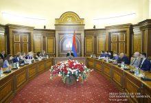 Photo of Վարչապետը հանդիպում է ունեցել ռուսական առաջատար ԶԼՄ-ների ներկայացուցիչների հետ