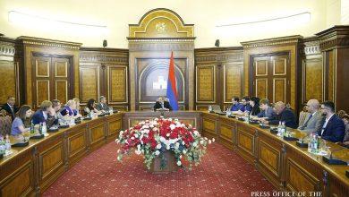 Photo of Премьер-министр Никол Пашинян провел встречу с представителями ряда ведущих российских СМИ