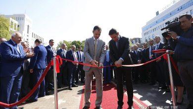 Photo of Премьер-министр присутствовал на церемонии открытия посвященного 2800-летию Еревана парка