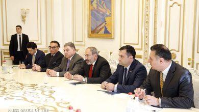 Photo of Премьер-министр Армении и госминистр ОАЭ обсудили перспективы развития двусторонних экономических связей