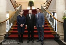 Photo of Նիկոլ Փաշինյան — Քսավյե Բեթել. Հայաստանն ու Լյուքսեմբուրգը նոր թափ կհաղորդեն երկկողմ համագործակցությանը
