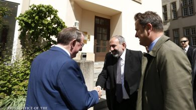 Photo of Նիկոլ Փաշինյանը հանդիպել է Լյուքսեմբուրգի Մեծ Դքսության Պատգամավորների պալատի նախագահի ու խորհրդարանականների հետ