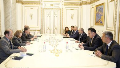 Photo of ՀՀ վարչապետը և ԱՄՆ պետքարտուղարի փոխտեղակալը մտքեր են փոխանակել ԼՂ հակամարտության կարգավորման շուրջ