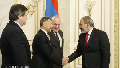 Photo of Վարչապետն ընդունել է ԵԱՀԿ Մինսկի խմբի համանախագահներին