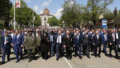 Photo of Վարչապետն Արցախում մասնակցել է եռատոնին նվիրված միջոցառումներին