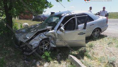 Photo of Խոշոր ավտովթար Կոտայքի մարզում. Հացավան գյուղի սկզբնամասում բախվել են Mercedes-ն ու Opel-ը. կա 4 վիրավոր