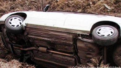 Photo of Մեքենան դուրս է եկել Ագարակ-Ոսկեվազ ճանապարհից և հայտնվել դաշտամիջյան հատվածում. կան տուժածներ