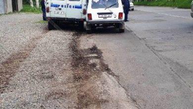 Photo of Ավտովթար Լոռու մարզում. բախվել են 60-ամյա վարորդի «Նիվան» ու ոստիկանության «УАЗ»-ը