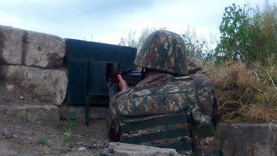 Photo of 7 дней на передовой, по армянским позициям было произведено около 650 выстрелов