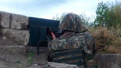 Photo of «Перестрелки на границе участились», — министр обороны Арцаха