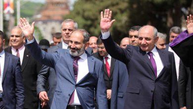 Photo of Премьер-министр Армении 9 мая отбудет в Арцах