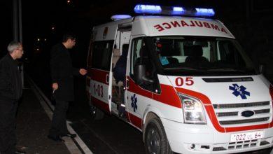 Photo of Երևանում մոտ 45-ամյա կինը վնասել է իրեն՝ կտրելով պարանոցը