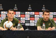 Photo of Ցանկանում ենք հաղթել Հենրիխի համար. Ջական և Սոկրատիսը կրկին աջակցել են Մխիթարյանին