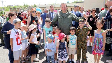 Photo of ՊՆ-ում հյուրընկալվել են զինվորականների երեխաները,  զոհված հերոսների ընտանիքների անդամներն ու նրանց փոքրիկները