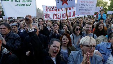 Photo of Участники массового митинга в Праге призвали Бабиша уйти в отставку