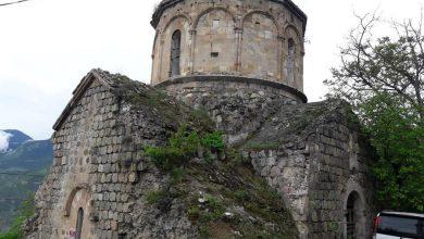 Photo of Արդվինի հայկական եկեղեցու կողքին գյուղապետը զուգարանի շինարարություն է նախաձեռնել