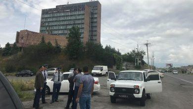 Photo of Պռոշյան գյուղի բնակիչները փակել են Երևան-Աշտարակ մայրուղին