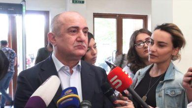 Photo of «Перекрыли дорогу, открыли стрельбу», — заявление офиса Самвела Бабаяна