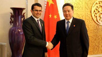 Photo of Կողմերն անդրադարձել են Չինաստանի և Հայաստանի միջև ուղիղ չվերթների հարցին