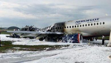 Photo of Մոսկվայի օդանավակայանում այրված օդանավի ուղևորների ցանկը