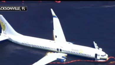 Photo of «Իսկական հրաշք». գետում հայտնված Boeing 737-ի ուղեւորները ստացել են թեթեւ վնասվածքներ