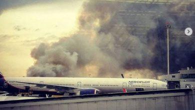 Photo of «Շերեմետևո» օդանավակայանում ուղևորատար ինքնաթիռը բռնկվել է վթարային վայրէջք կատարելիս. կա 1 զոհ և վիրավորներ
