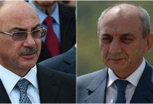 Photo of Արցախի Հանրապետության նախագահները ժամանում են դատարան. ուղիղ
