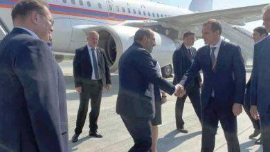 Photo of Նիկոլ Փաշինյանը ժամանեց Սանկտ Պետերբուրգ