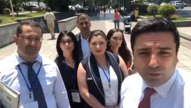 Photo of Հայաստանի պատվիրակությունը լքել է Վրաստանի խորհրդարանի նիստերի դահլիճը վիճաբանությունից հետո