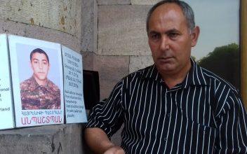 Photo of Զինվոր որդուս սպանությունը ներկայացնում են ինքնասպանություն. հայրն ասում է՝ փաստեր ունի