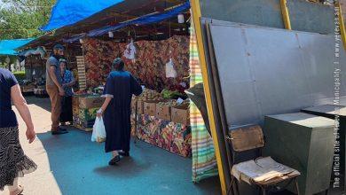 Photo of Ապամոնտաժվում են Կոմիտասի պողոտայի շուկայի հարակից առևտրային տաղավարները