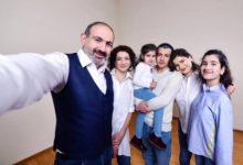 Photo of Կեցցե՛ն մեր երեխաները, որ ապրում են եւ ապրելու են ազատ եւ երջանիկ Հայաստանում. Նիկոլ Փաշինյան