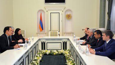 Photo of Հայաստանի և Իրանի դատախազությունների ներկայացուցիչները կլոր սեղանի շուրջ քննարկել են երկու երկրների միջև հանձնման և իրավական փոխօգնության խնդիրները