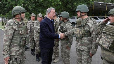 Photo of Թուրքիայի պաշտպանության նախարարը այցելել է Հայաստանի հետ սահմանին գտնվող ԶՈՒ ստորաբաժանումներ